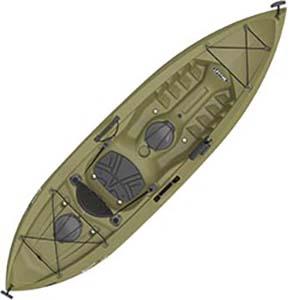 Lifetime Tamarack Angler Kayak